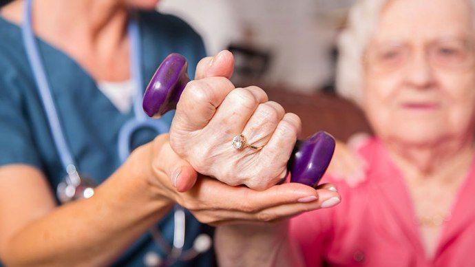 лечебная физкультура при ревматоидном артрите