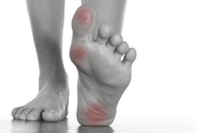 симптомы ревматизма ног